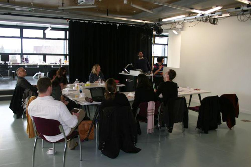 Art, Geography and the Public Sphere. Research event involving contributions from academics and postgraduate students.