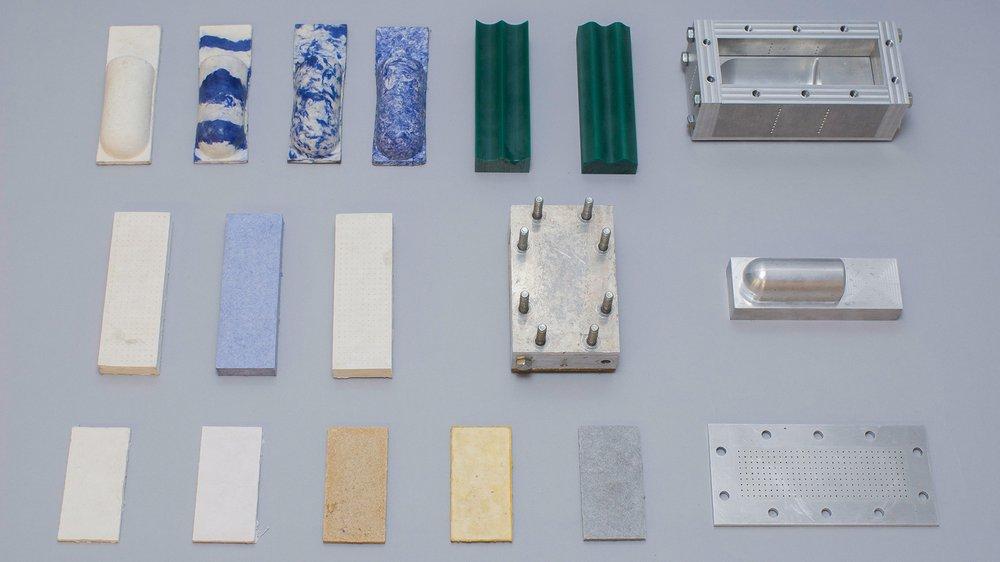 Testing Samples & Moulds