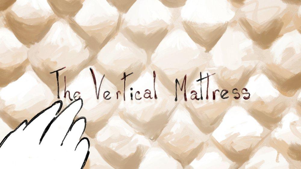 The Vertical Mattress