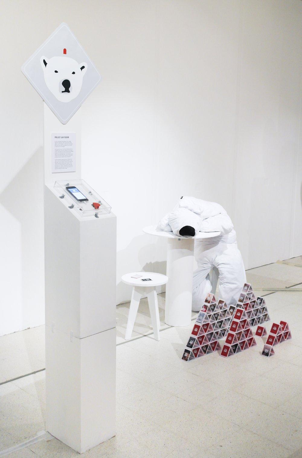 Project White Bear: work-in-progress detail