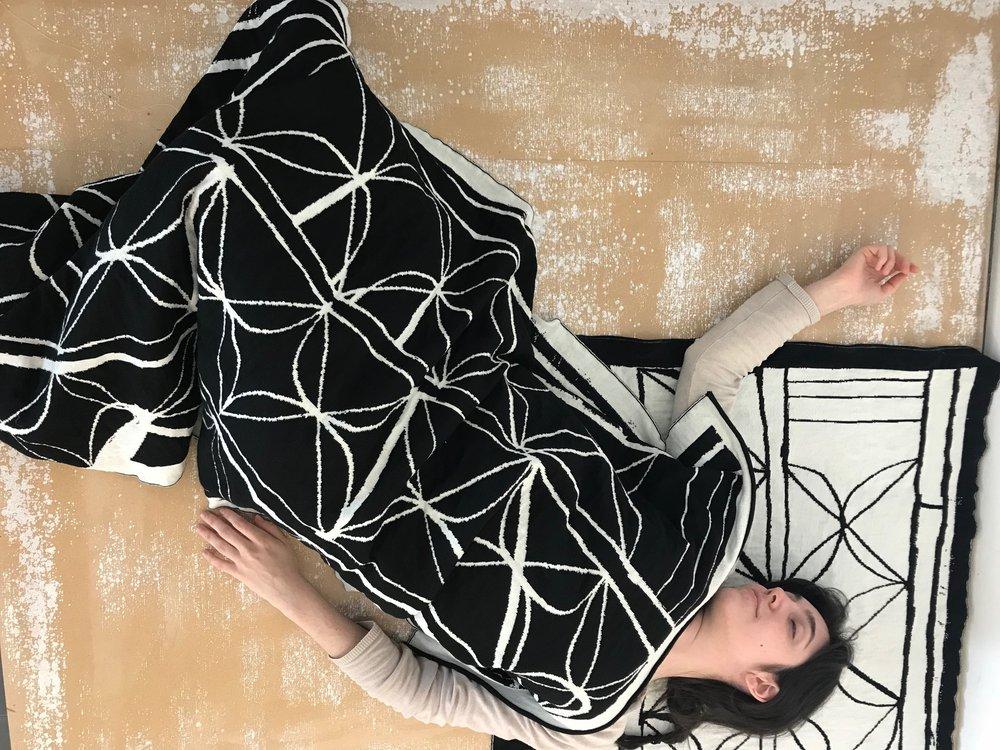 Doodle Blanket