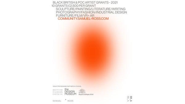 Black British & POC Artist Grants 2021
