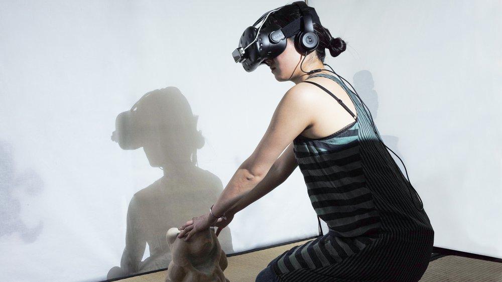 Shōki Play – a shared VR experience