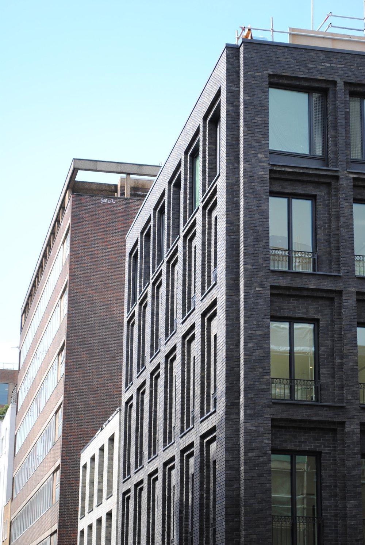 Corner House – a residential development in Fitzrovia, London