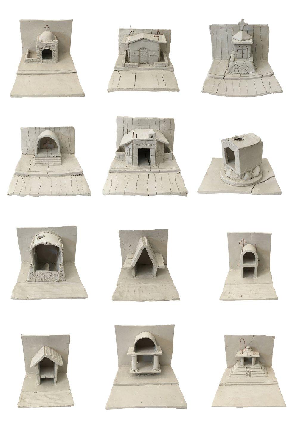 Typology of Tiny Chapels