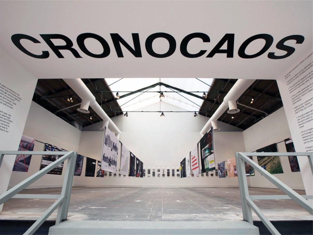 Venice Biennale 2010, Cronocaos