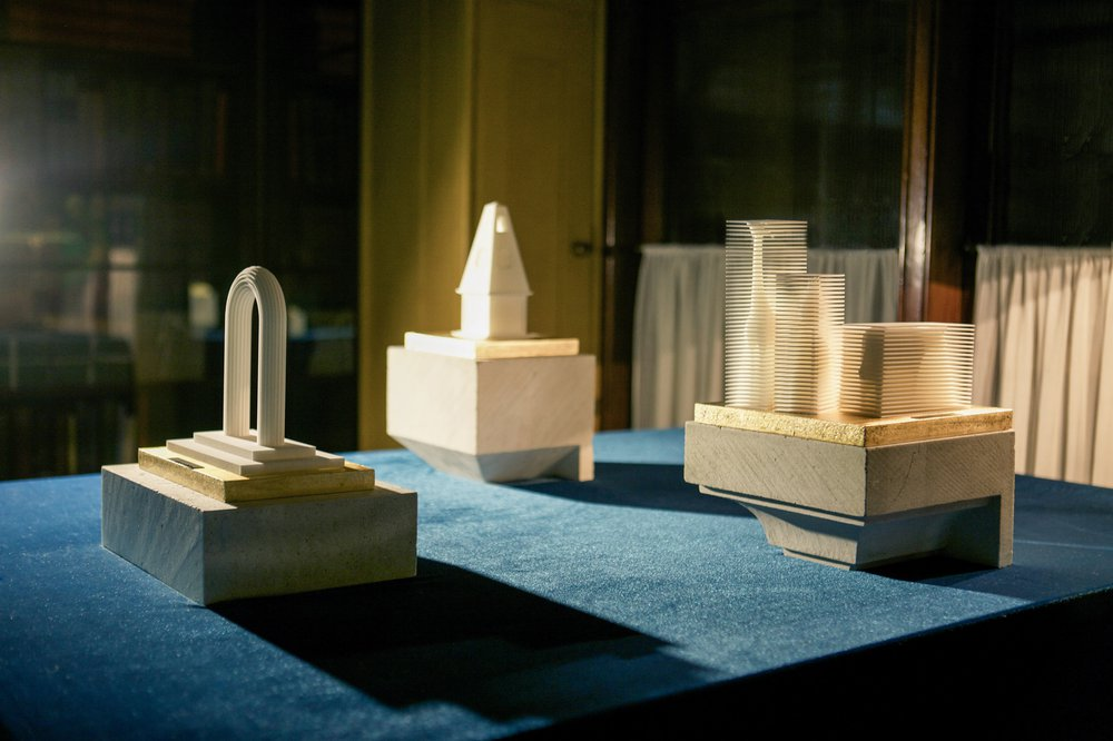 Monumentimals – part of the Monumental Masonry exhibition at John Soane's Museum, 2015