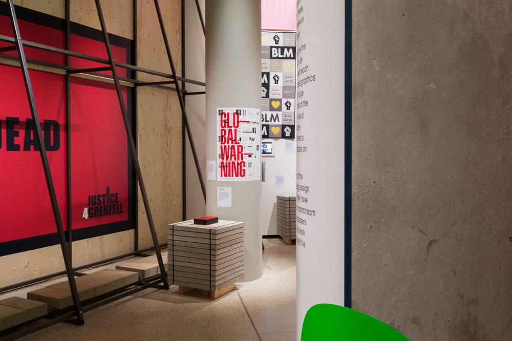 'Hope to Nope', Exhibition at the Design Museum