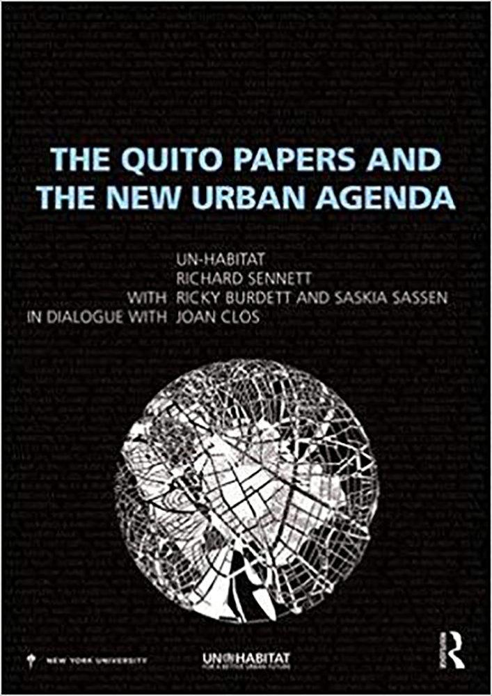 'Cohabitation: Against the Tabula Rasa and Towards a New Urban Ethic'