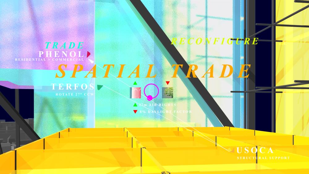 Spatial Trade 7: Terfos and Piarenz