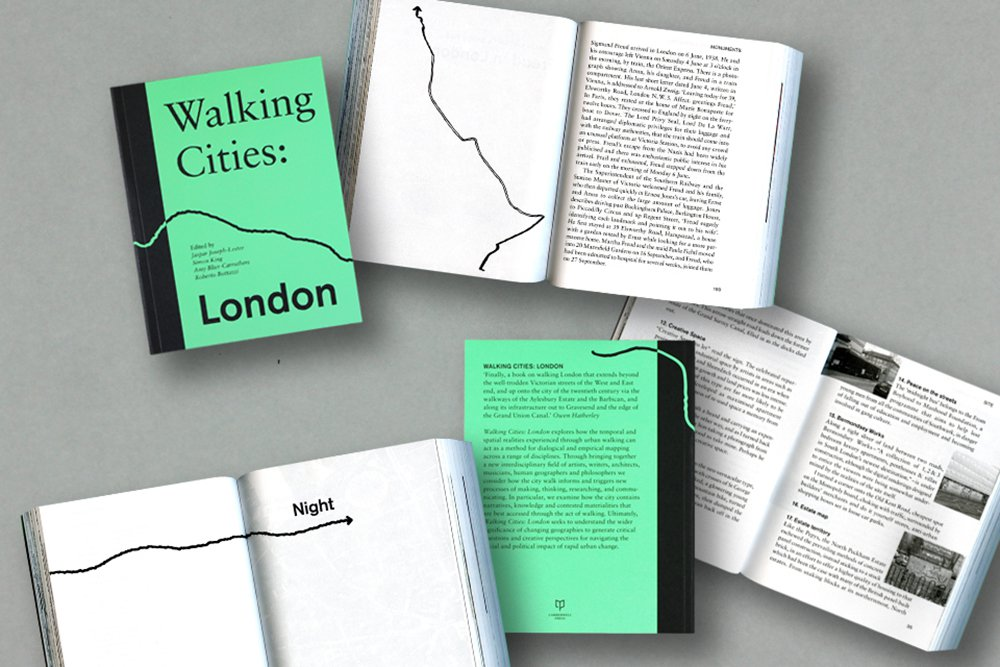 'Walking Against the Crowd: Towards a Spatially Complex City'