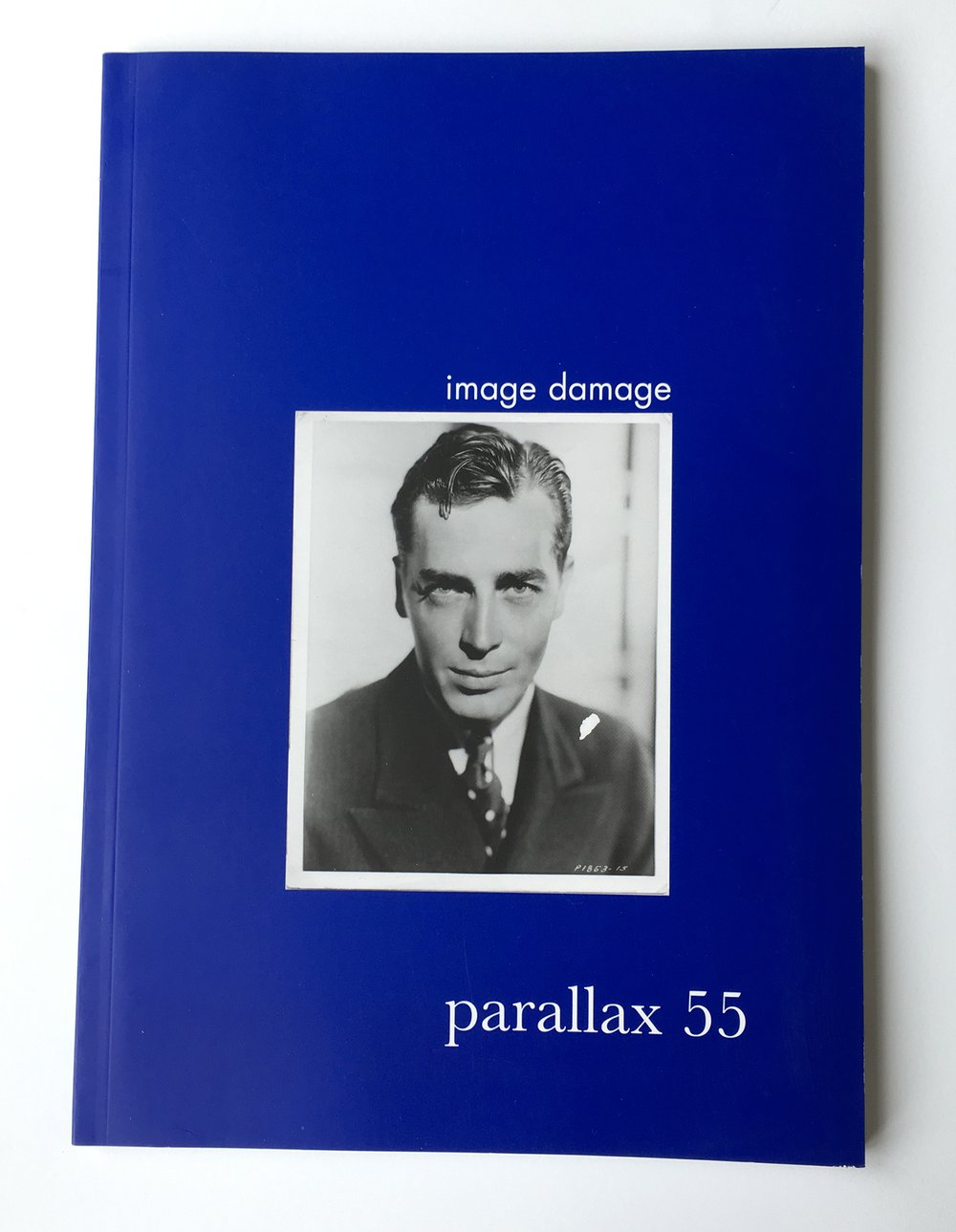 Parallax Journal, 'The Question of the Image'
