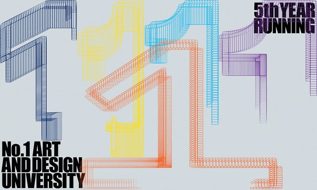 RCA Ranked World's Top Art & Design University for Fifth Year