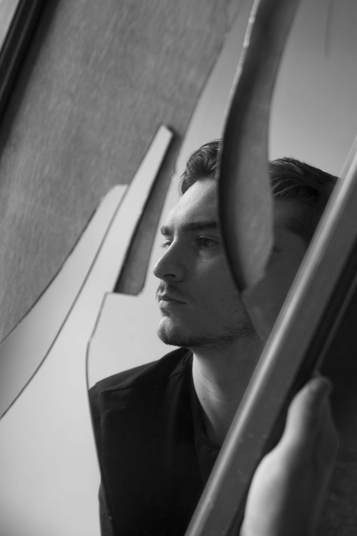 Mirror and Myself, alternative view