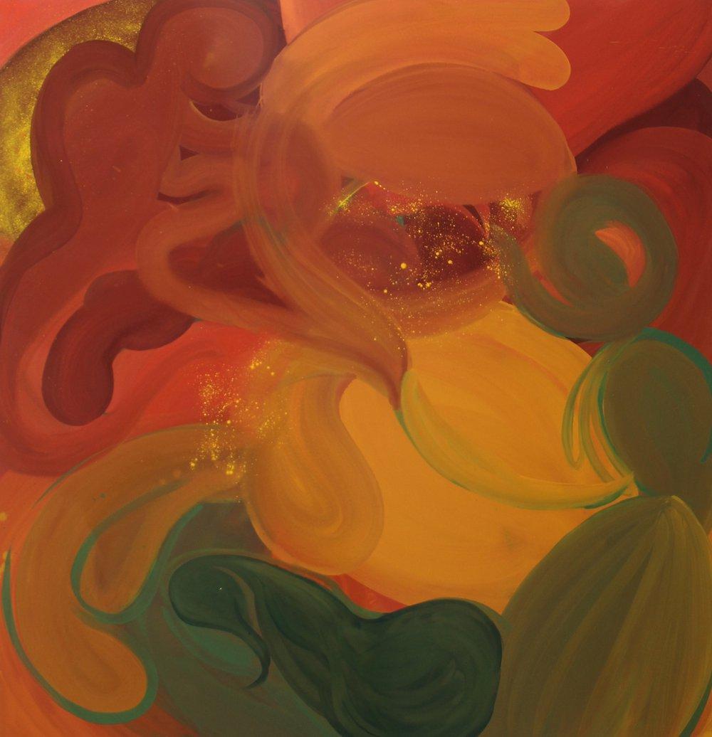 Drum painting III