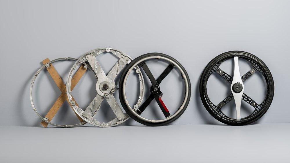 Morph Folding Wheel