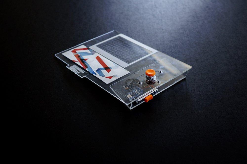 Gravity Landing Pad Prototype