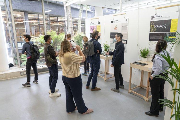 Facing Forwards, MA Service Design Graduate Event