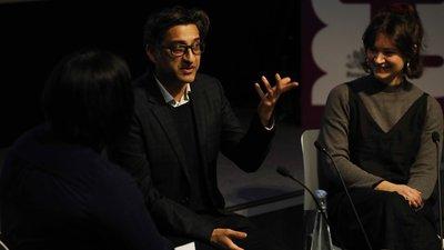 Asif Kapadia at GenerationRCA launch