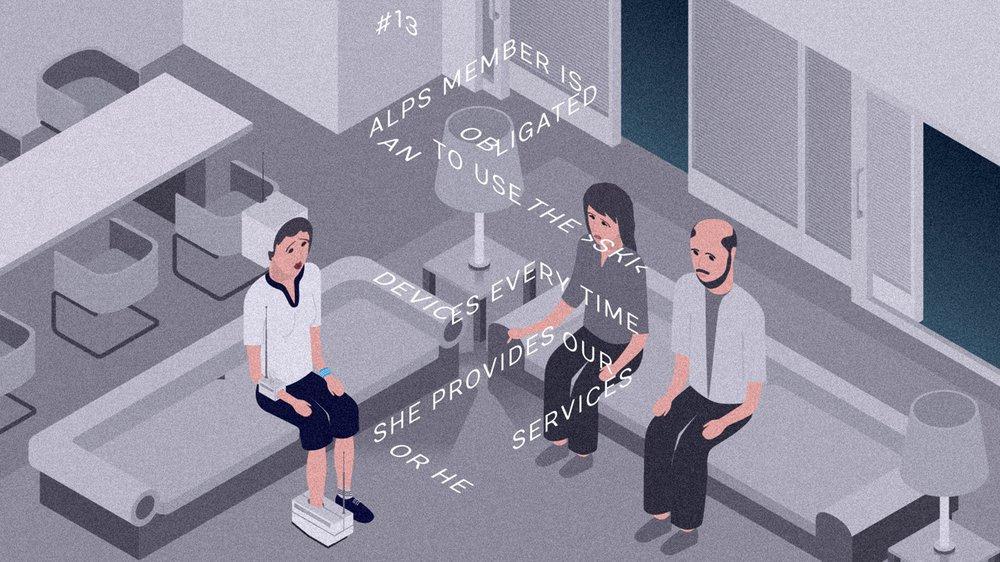 Scene #3 - Living room