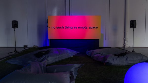 No such thing as empty space, MK Gallery