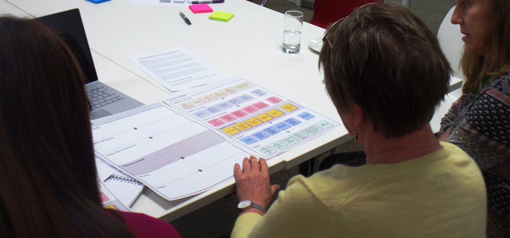 Culture Mapping at Department For Education