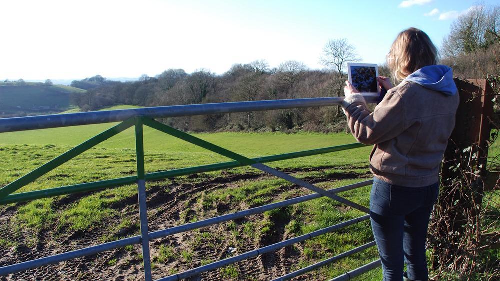 Hunting for Hockney 1