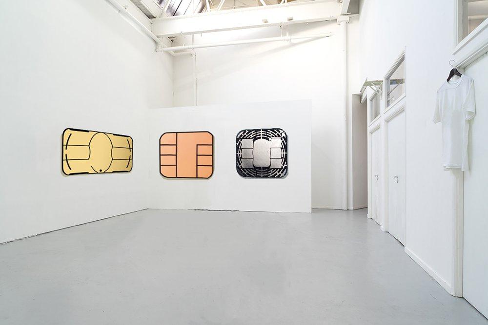 Divine Trinity (SIM card, Identity Card, Credit card)