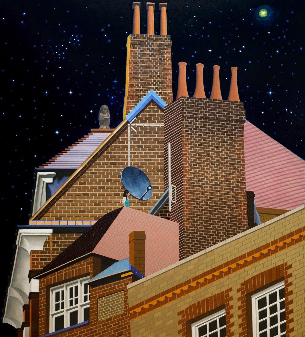The Starlit Night