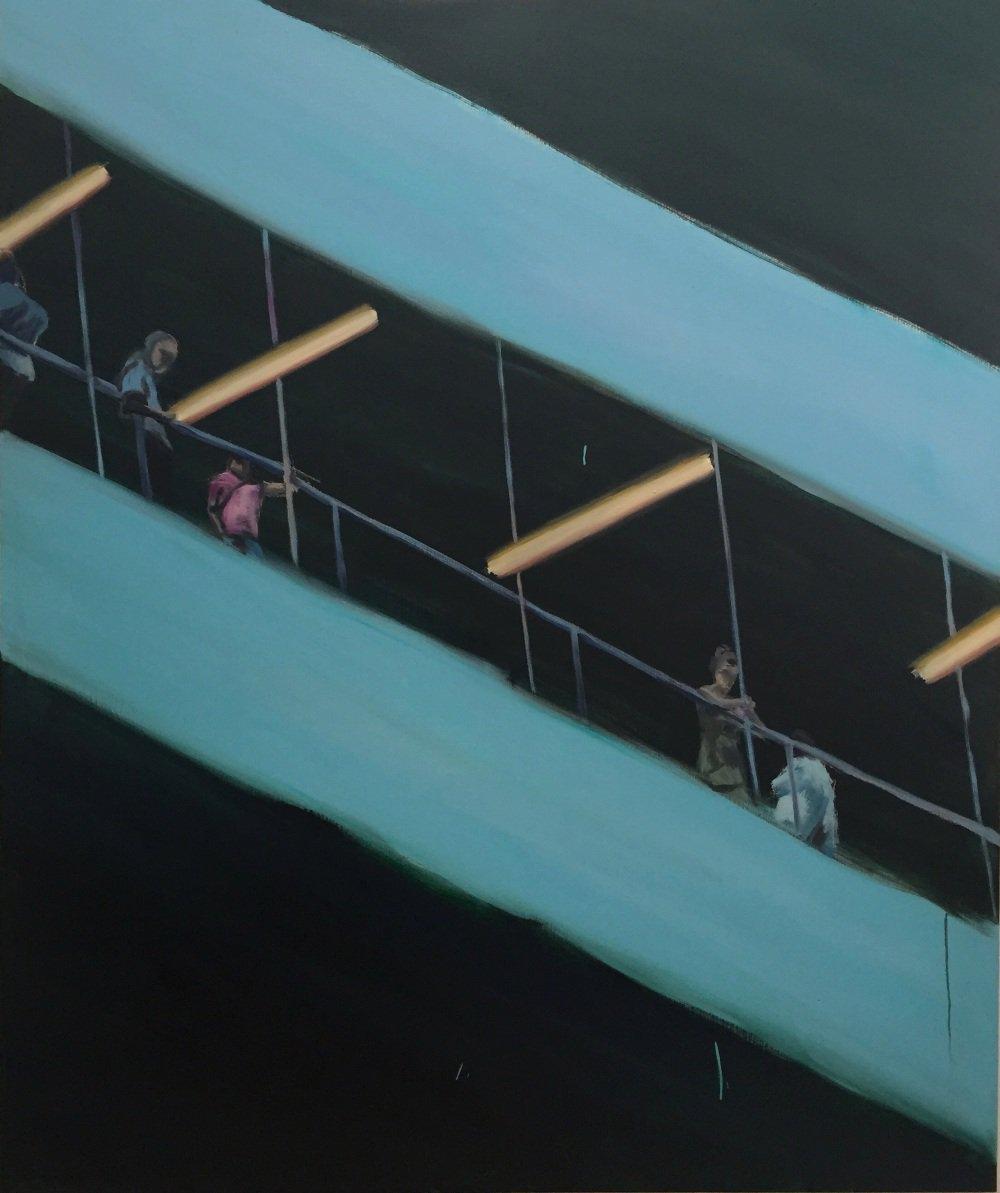 People at Tate Modern