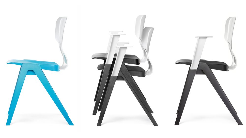 Ahrend 380 Chairs