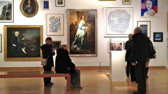 Government Art Collection exhibition at Ulster Museum Belfast