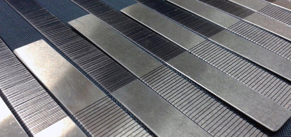 shaded metal