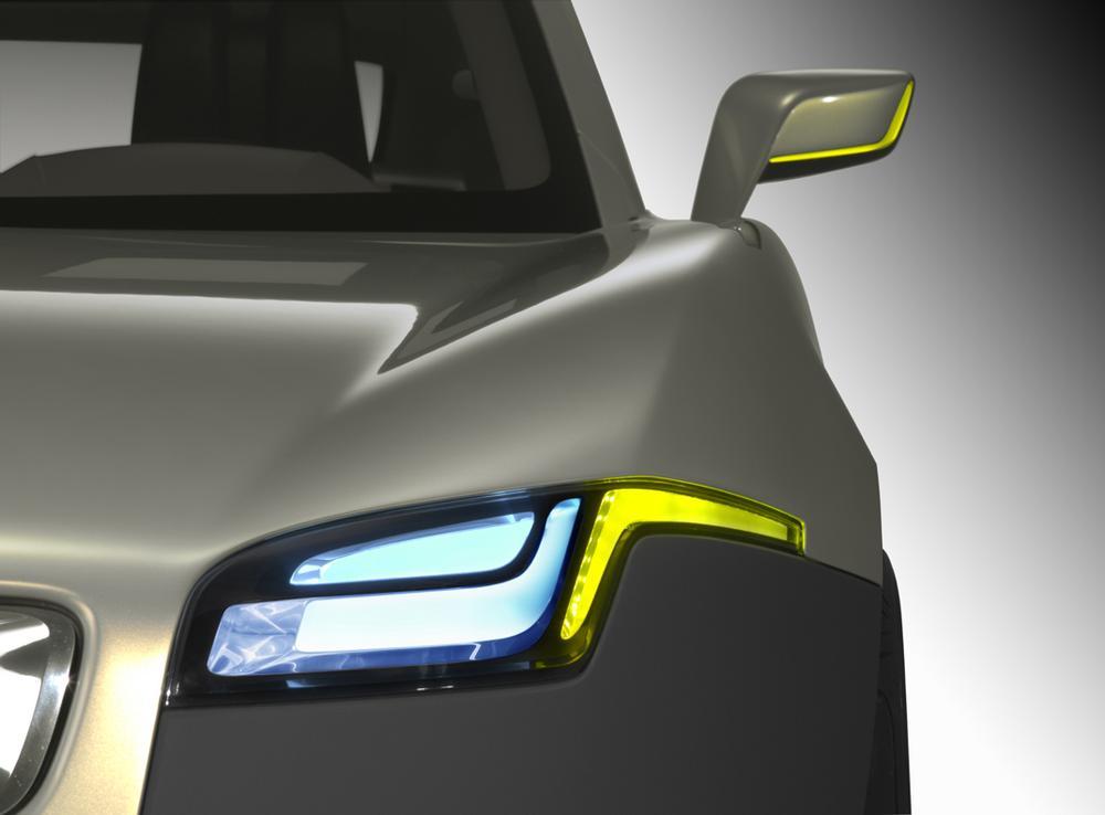 Volvo YCC Detail