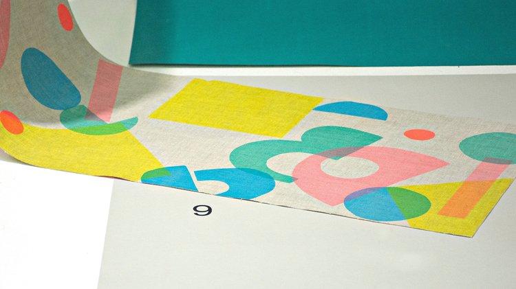 colourful textiles