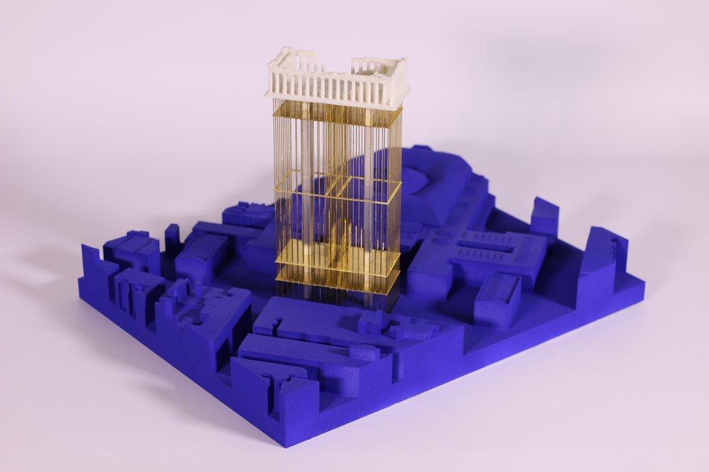 The Bloomsbury Acropolis