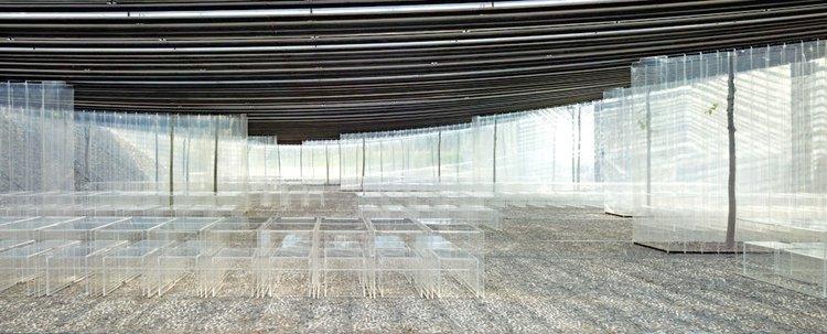 'Les Cols Pavilions', RCR Arquitectes, 2011