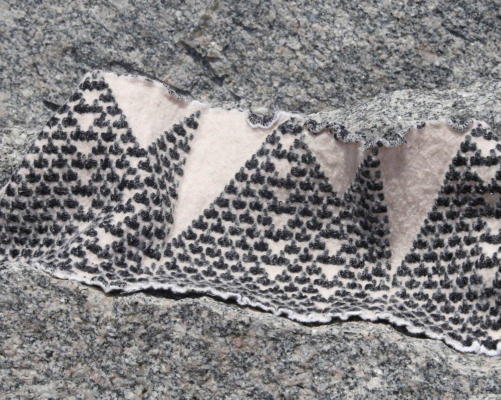 Weave : organic patterning study