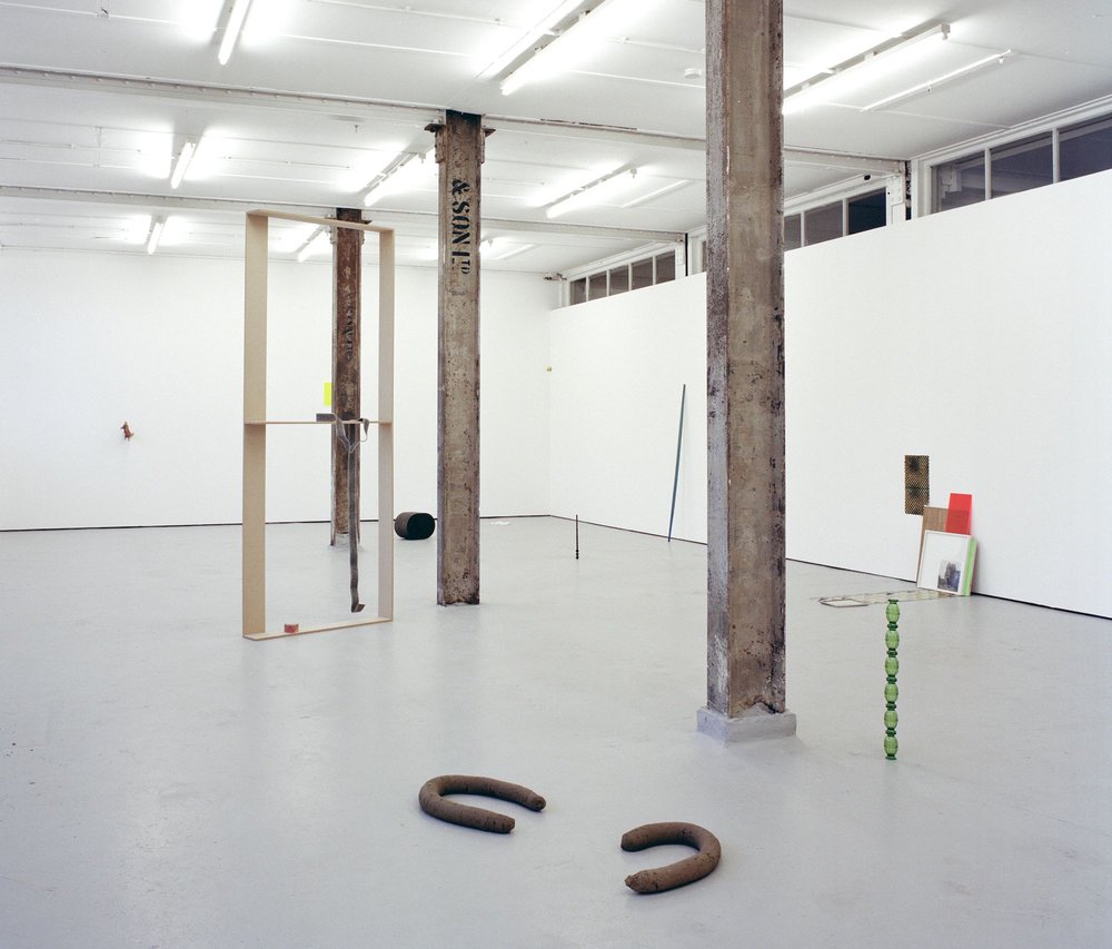 Easy Does It, Group exhibition at David Dale Gallery, Glasgow, 2013