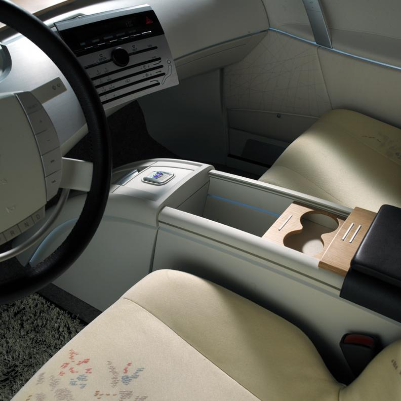 Volvo YCC Interior