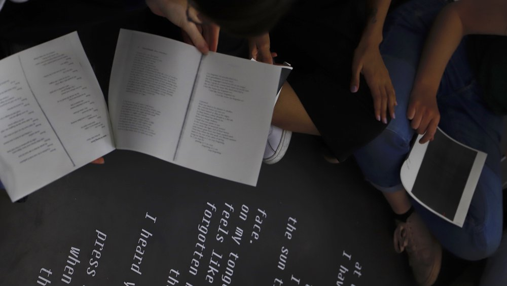 Reading Group with Belinda Zhawi