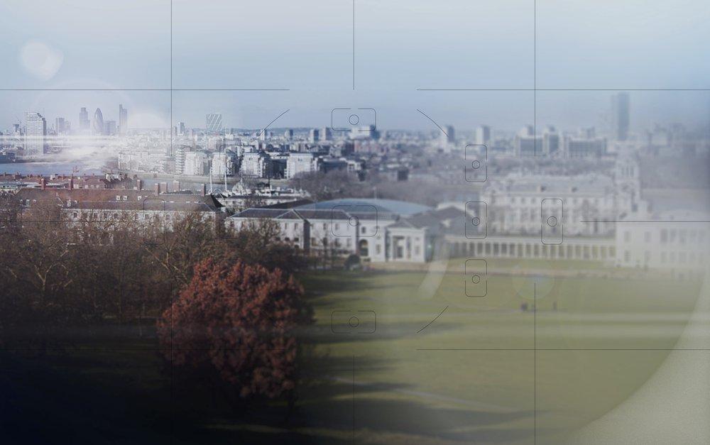 London View Management Framework, London Panorama: Greenwich Park
