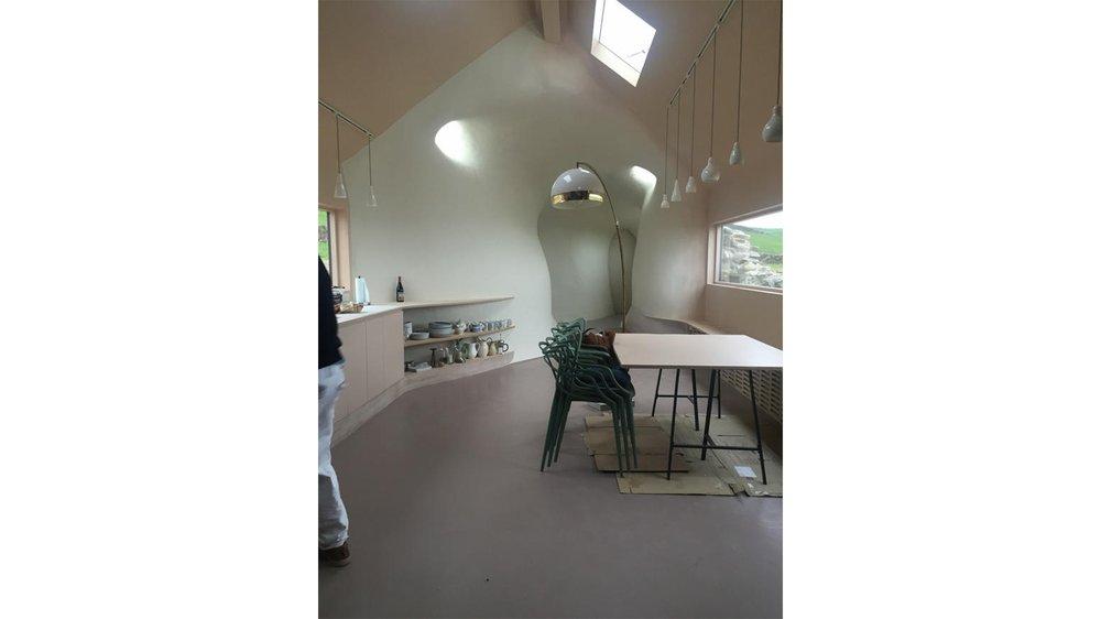Ruins Studio, Lily Jencks and Nathanael Dorent, Dumfries Scotland