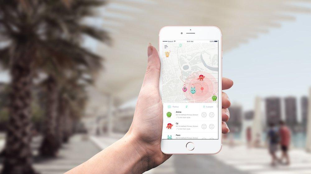 Walkme App
