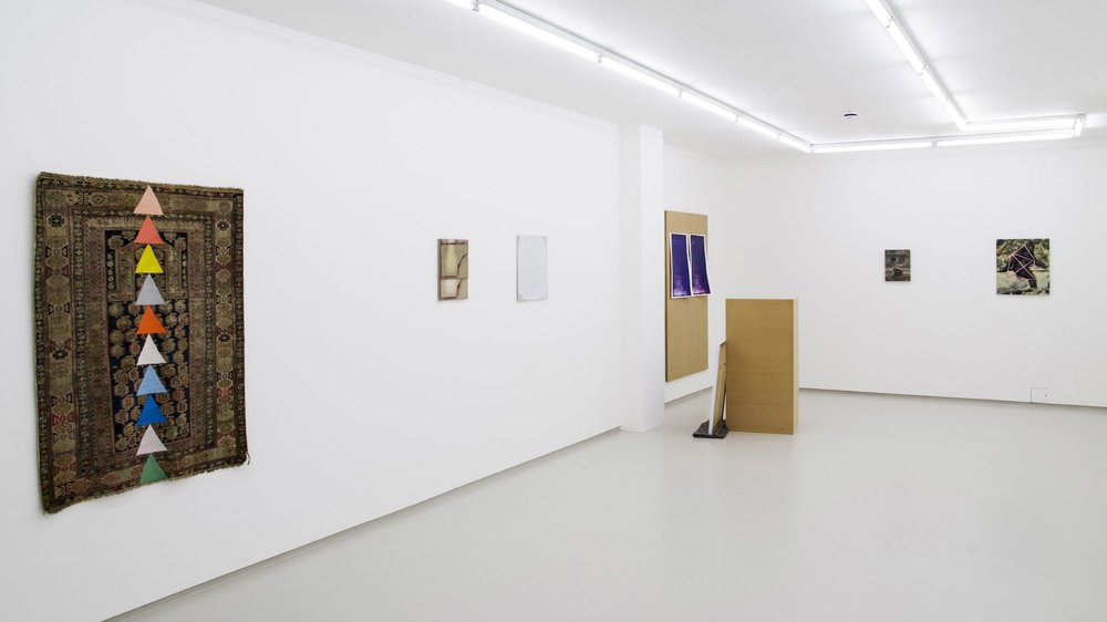 Promise of Palm Trees, Group Exhibition at BREESE LITTLE, London, 2015