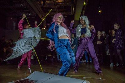 'Built 4 Love', performance by Department for International Dance Development