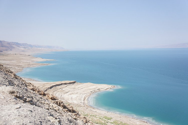 Sinkholes along the Dead Sea are a byproduct of the exhaustion of underground water resources  and the over-extraction of minerals for fertilisers used in global food production. 2015