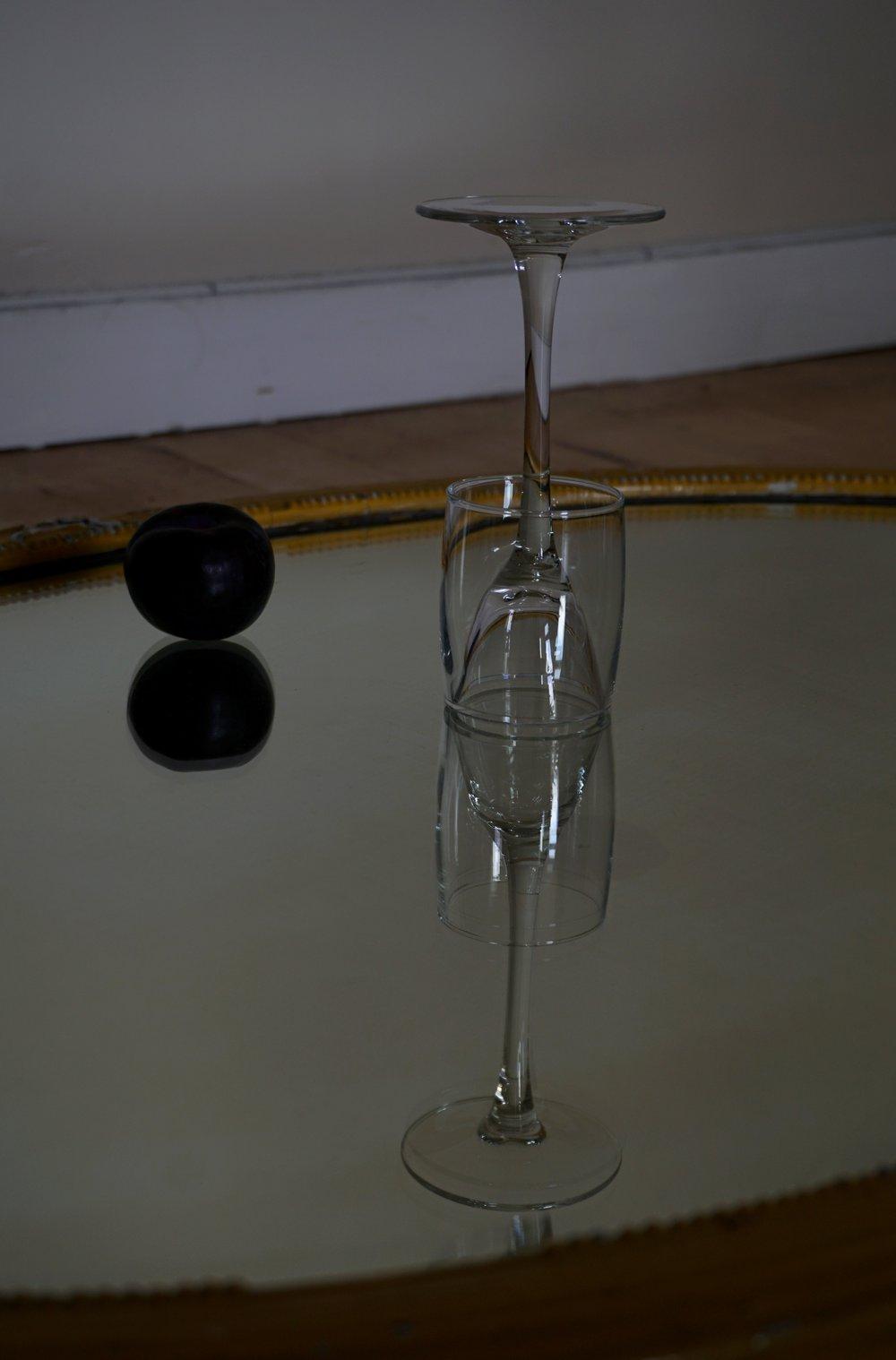 Narcissus Glass