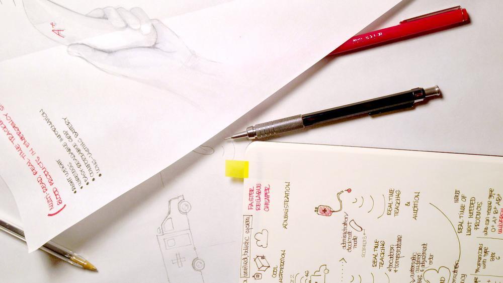 Process: Sketching