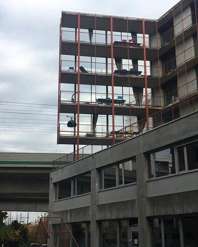 Zwicky Sud co-operative housing, Zurich. Schneider Studer Primas Architects.